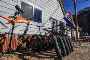 Bike Shop fat bikes