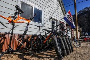 Bike Shop fat bikes