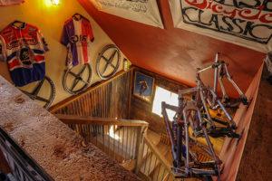 Bike Shop hallway 1